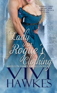 """A Lady in Rogue's Clothing"""